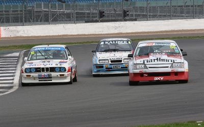 Strong interest in HSCC Dunlop Saloon Car Cup