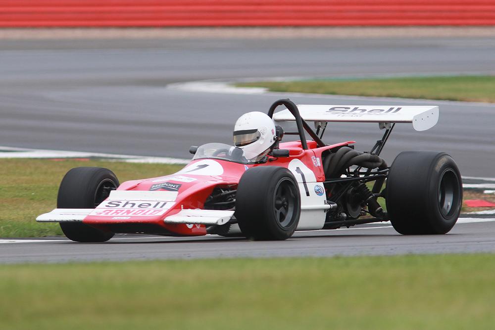 Non-championship Historic F2 races at Paul Ricard