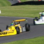 Successful HSCC Wolds Trophy at Cadwell Park