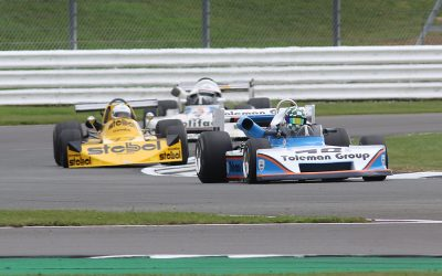 Dijon date confirmed for HSCC Historic Formula 2