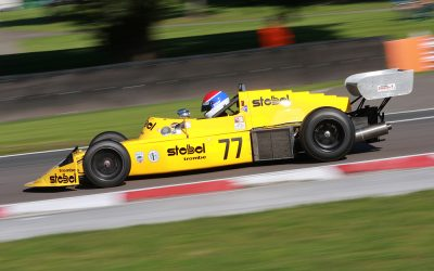 Historic F2 added to Oulton Park Gold Cup