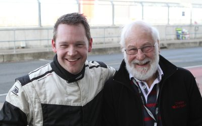 Paul Simms to be remembered at Oulton Park Gold Cup