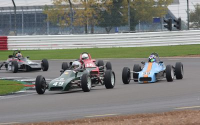 Great racing at Silverstone Finals